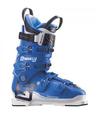 Salomon SALOMON Ski Boots - X-Max Race 120 Blue/White
