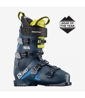 Salomon SALOMON Ski Boots - S/Pro 120 Blue/Green