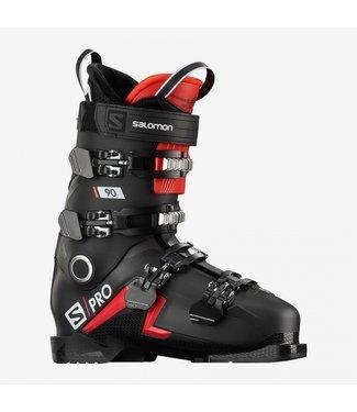 Salomon SALOMON Ski Boots - S/Pro 90 Black/Red