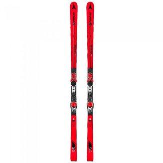 Atomic Skis Redster FIS SG - 185 w/X12 VAR Red/Black