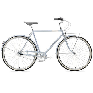 Creme Cycles Creme Cycles Caferacer Man Solo (7spd - Sharkskin - Medium/55)