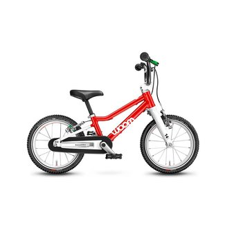 Woom 2 | Bike 14 inch | 3-4.5 years | 95 - 110 cm | 5 kg