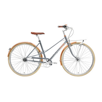 Creme Cycles Caferacer Lady Doppio - Gray Rose