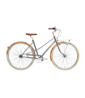 Creme Cycles Creme Cycles Caferacer Lady Doppio - Gray Rose