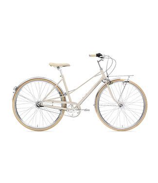 Creme Cycles Caferacer Lady Doppio - Champagne