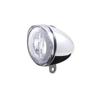 Spanninga Front Light Swingo XB Chrome