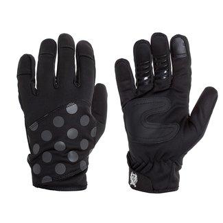 BLB Shield Cycling Gloves Polka Dot