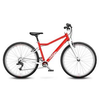 Woom 6 | Bike 26 inch | 10-14 years | 140-165 cm | 9.2 kg
