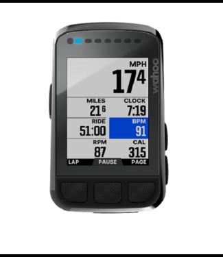 Wahoo ELEMNT BOLT v2 GPS Cycling Computer Black