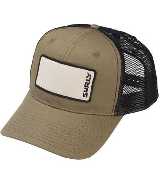 Surly Name Patch Trucker Cap