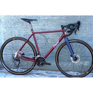 Pearl Cycles Pure Gravel AL GRX 400 2021