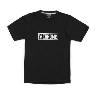 Chrome Industries Horizontal Border  Logo Teeshirt