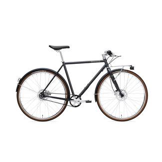 Creme Cycles Ristretto Bolt Gray