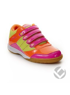 Brabo Velcro Orange/Pink/Lime Indoor