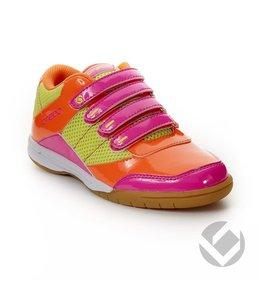 Brabo Velcro Oranje/Roze/Lime Indoor