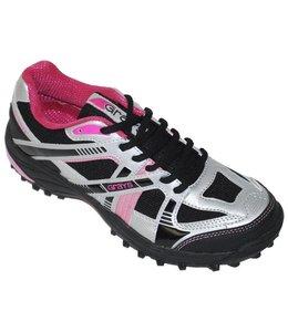 Grays G550 Junior Zwart/Zilver/Roze