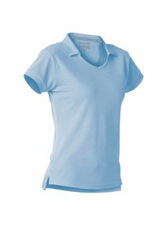 Reece ISA climat.Lady polo Light Blue