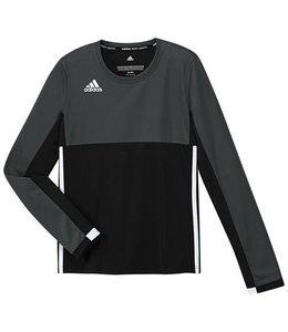 Adidas T16 Long Sleeve Shirt Mädchen Schwarz