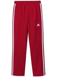002e3d7d016 Adidas T16 Team Pant Junior Rood