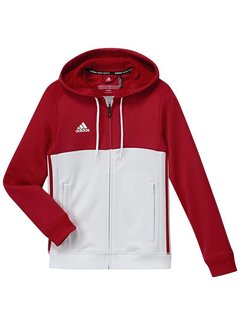 Adidas T16 Hoody Kids Red