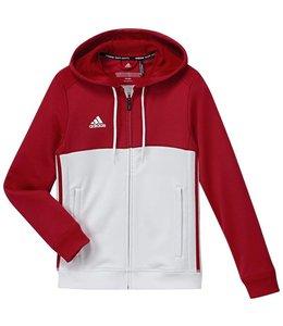 Adidas T16 Hoody Kids Rood