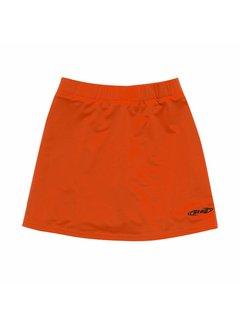 Stag Skort Orange