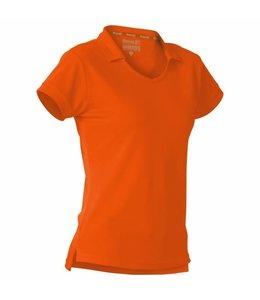 Reece ISA climat.Lady Polo Oranje
