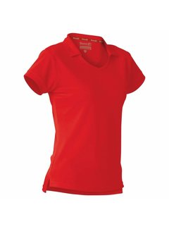Reece ISA climat.Lady polo Bright Red