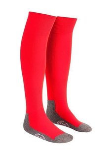 Stag Socks Red