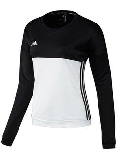 Adidas T16 'Offcourt' Crew Sweater Women Black