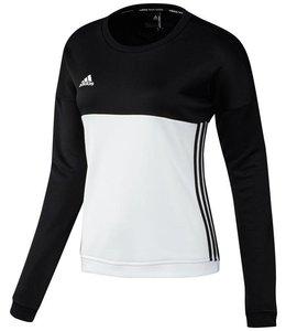 Adidas T16 'Offcourt' Crew Sweater Dames Zwart