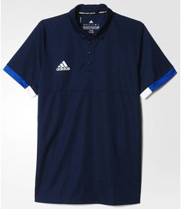 Adidas T16 'Offcourt' Team Polo Herren Navy
