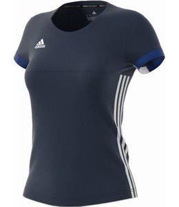 Adidas T16 Team T-shirt Dames Navy