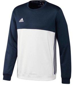 Adidas T16 Crew Sweater Heren Navy