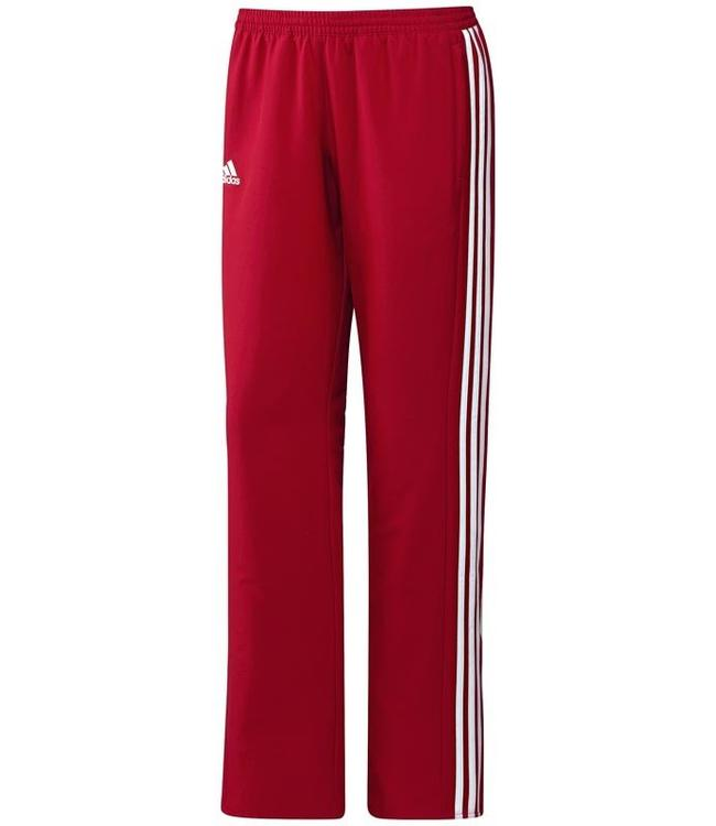 Adidas T16 Team Hose Damen Rot
