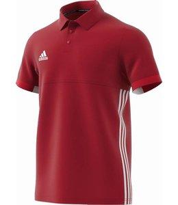 Adidas T16 'Offcourt' Team Polo Heren Rood
