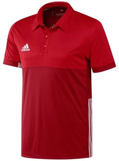 Adidas T16 Polo Heren Rood