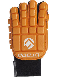 Brabo Foam Glove F3 Full Finger L.H. orange