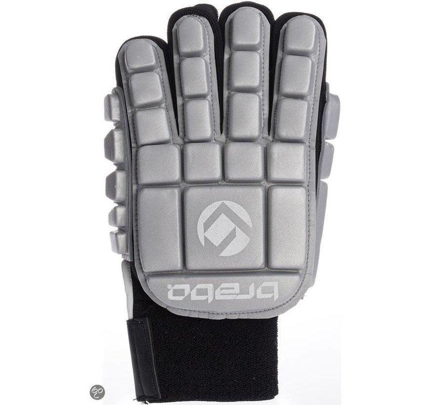 Foam Glove F3 Full Finger L.H. silber