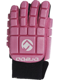Brabo Foam Glove F3 Full Finger L.H. Pink
