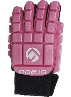 Brabo Foam Glove F3 Full Finger Linkerhand Roze