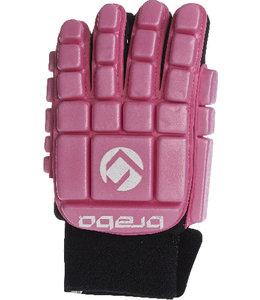 Brabo Foam Glove F3 Full Finger L.H. Pink