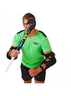 Obo Goalieshirt Short Sleeve Green/Black