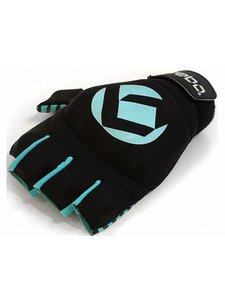 Brabo F5 Pro Glove Cyaan