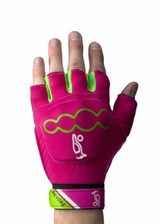 Kookaburra Revoke Glove Roze