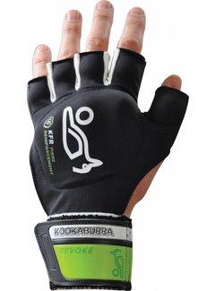 Kookaburra Revoke Glove Zwart/Wit/Groen