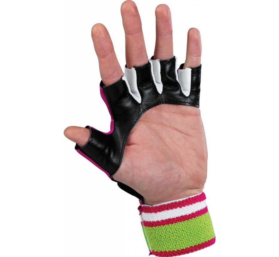 Revoke Glove Roze/Lime