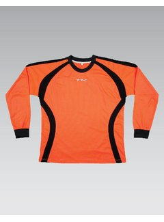 TK Slimfit Torwart Trikot Orange