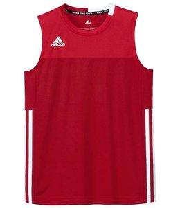 Adidas T16 Sleeveless Tee Men Rood