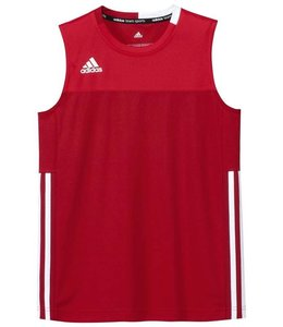 Adidas T16 Sleeveless Tee Men Rot